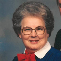 Myrtle Crick Barnes