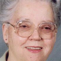 Mary Victorine Edwards