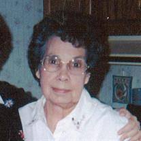 """Gladys """"Wanda"""" Judy"""