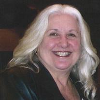 """Sandra """"Sandy"""" Elaine Barron"""