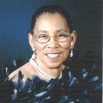 Mrs. Doris Carolyn Walton Brown