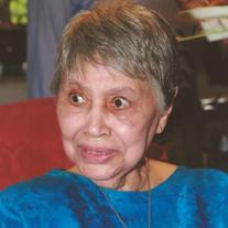 Mrs. Bennie Lee Mills