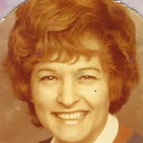 Geraldine Ruth Fauss