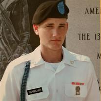 Austin Bryce Yarbrough age 21, of Melrose