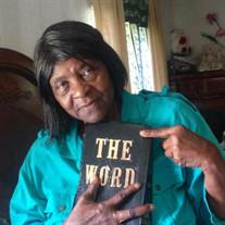 Pastor Rosa Lee Jones
