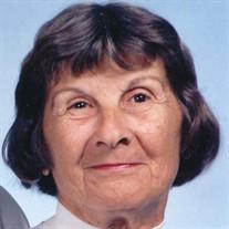 Josephine Victoria Lanty
