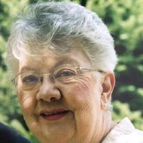 """Peggy """"Margaret"""" Welker"""