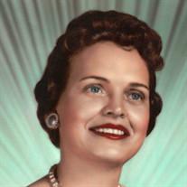 Virginia Barnett Partain Metcalf