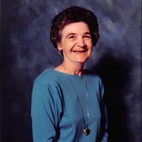 Myrtle Ann Wigington