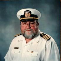 """Capt.  Richard L. """"Richie"""" Dixon"""