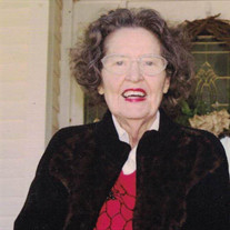 Cherry Ann McNeese McCree