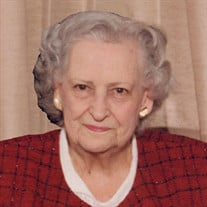 "Virginia  Nell ""Ginner"" Sanderson"