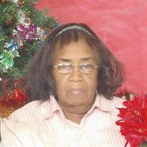 Mother Johnnie Mae Lewis