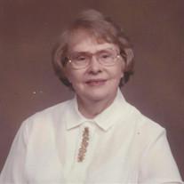 Ruth Ellen Zieger Marshall