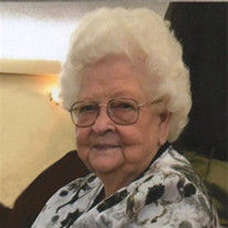 Leona Ruth Ridley  (better known as Grandma Red)