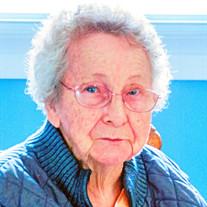Joan Charlotte Bouchey
