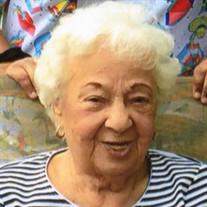 Mrs. Agnes Rosina Steward