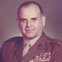 Colonel Alexander S. Ruggiero USMC (Ret.)