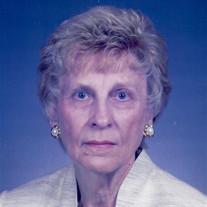 Jane Ford Wilson