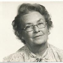 Marjorie Bobbitt Marks