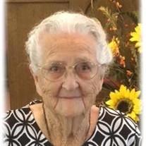 Vera Lillace Wilson Harper, 103, Cypress Inn, TN