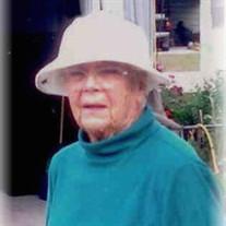 Mrs. Ellen Jewel Starling