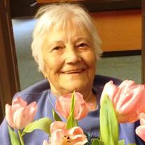 Orpha Faye  Clark