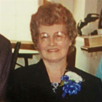 Arvilla Josephine Hensley