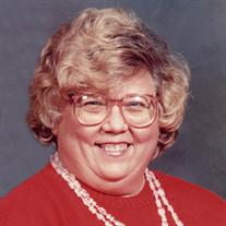 """Elizabeth """"Libby"""" Ann  Rusk"""
