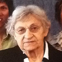 Nannie Helton  West