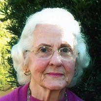 Margaret  Gregory Brande