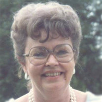 Marjorie Ann (Tedrick) Jones