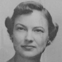 Bessie Mae Locker