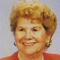Mary Elizabeth Swinson