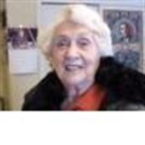 Mrs. Flora Louise Joy(nee Pike)