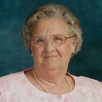 Jessie Ellen Thomas