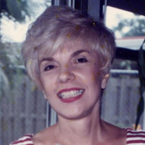 SYLVIA PATRICIA MANNERS