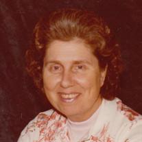 Hazel Maureen Woodard