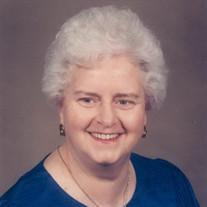 "Fannie ""Nan"" Marie Schott"