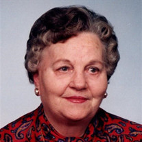 Gertrud Hoffmann