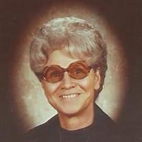 """Elizabeth """"Betty"""" Mae Yarbrough"""