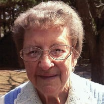 Frieda E. Bobbe