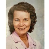 Mrs. Treva Delores Hudson