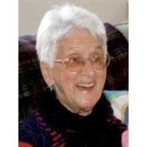 Doris (Gagne) Hudon