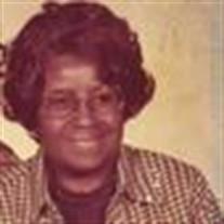 Mrs. Floria Mae Bradley