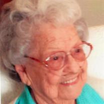 Inez Yates Anderson