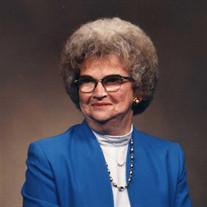 Mrs. Nell Denham Montgomery