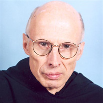 Brother Dominic J. Wittry, O.S.B.