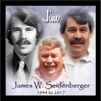 James W. Seidenberger