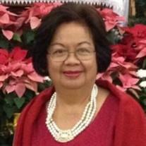 Aurora Manalili Ocampo